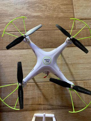 Dron Syma X5SC cámara