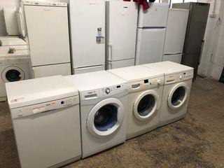 neveras y lavadoras usadas con garantía