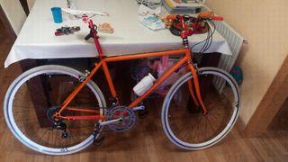 bicicleta retro-fixie