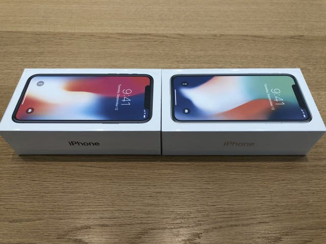 Apple Iphone X 256 GB a estrenar