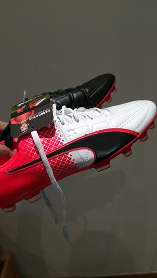 Botas de fútbol puma talla 43