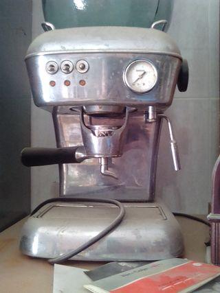 cafetera ascaso en acero inox buen estado
