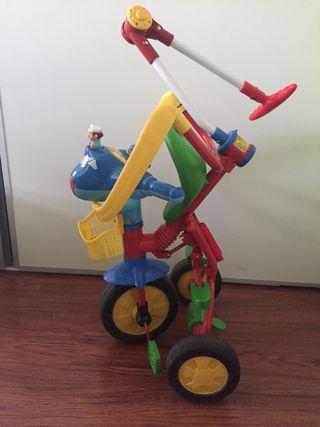 Triciclo bici