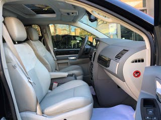 Chrysler Grand Voyager 2.8 Limited Entretenimiento