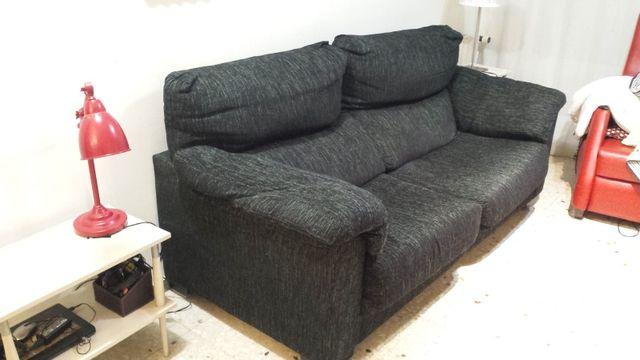 Sofa Chaise Longue Del Corte Inglés De Segunda Mano Por 200 En