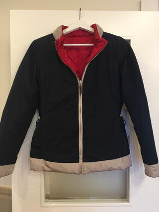 Parka corts-chaqueta. T S/ 36