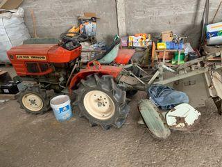 Tractor agrícola mini tractor