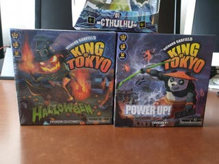 King Of Tokyo y New York