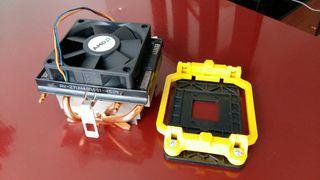 Disipador original AMD para AM2 AM2+