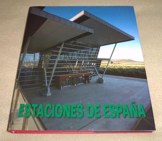 Libro ESTACIONES DE ESPAÑA (ADIF)