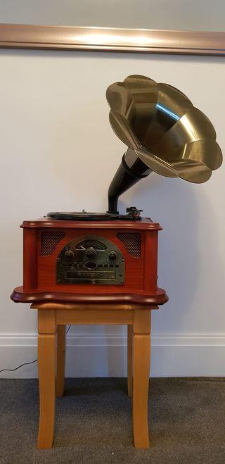 Ricatech RMC350 Record Player Gramophone
