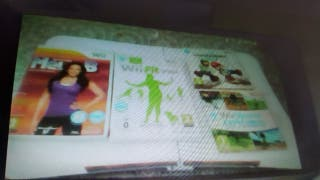 Vendo Vídeo Consola WII FIT SPORT