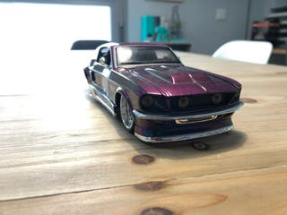 Maqueta Ford Mustang GT 1967 Maisto