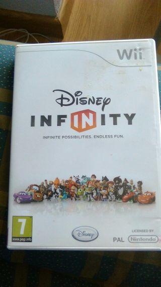 Disney infinity 1.0, base, 6 figuras, complementos
