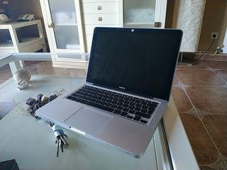 """MacBook 13"""" aluminio finales 2008"""