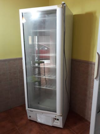 Vitrina Congelador Vertical