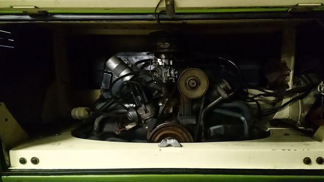 Volkswagen t2 año 1980 Vehículo Matrícula Históric