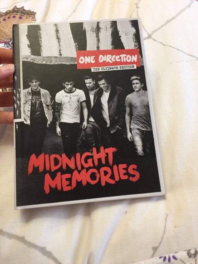 Album One Direction: Midnight Memories de segunda mano por 7