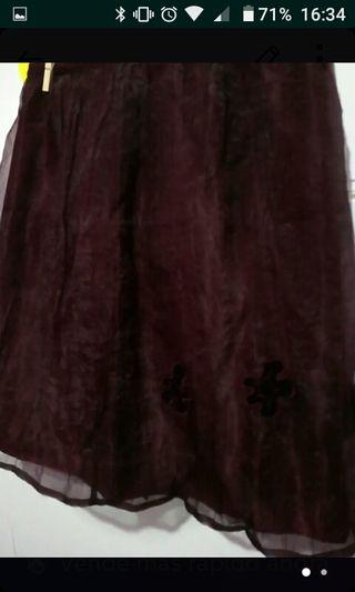 falda El corte inglés