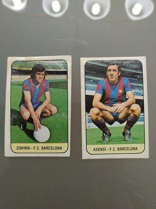Cromos Liga Este Barcelona 78 79