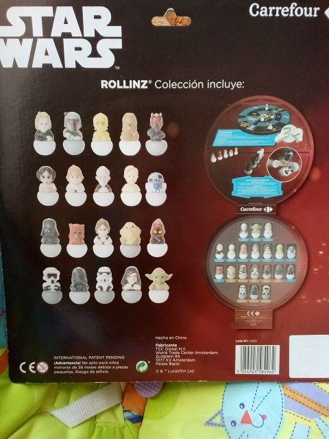 rollinz colección