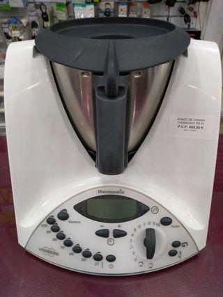 Robot de cocina Thermomix TM31.