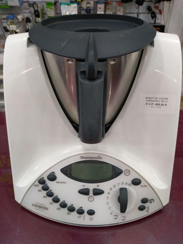 Robot De Cocina Thermomix Tm31 De Segunda Mano Por 449 9 En