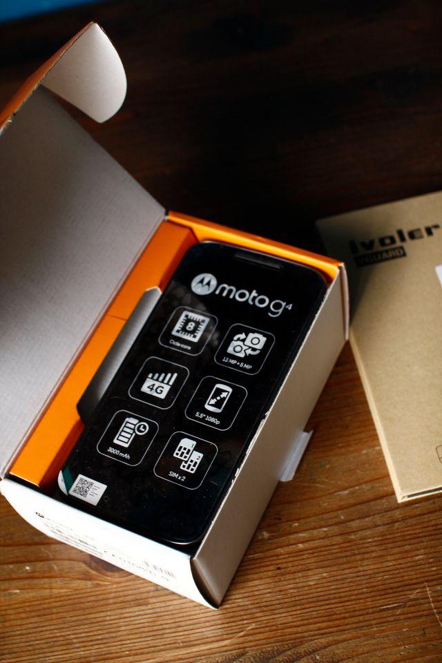 e8126915777 Móvil Motorola Moto G4 libre