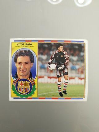 Cromo Vitor Baia Barcelona Liga Este 96 97