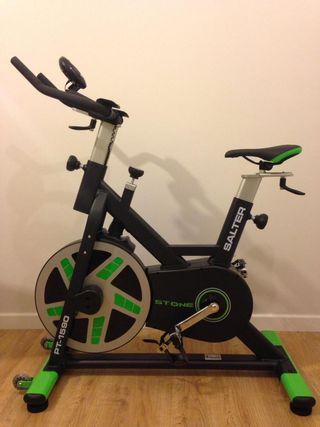 Salter stone bicicleta estatica