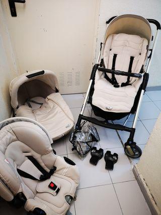Trío Bebé Confort Streety