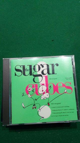 cd THE SUGAR CUBES