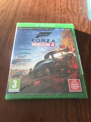 FORZA HORIZON 4 XBOX ONE NUEVO!