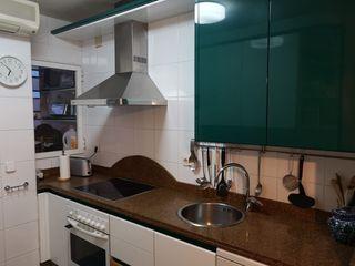 Mueble de cocina de segunda mano en Madrid en WALLAPOP
