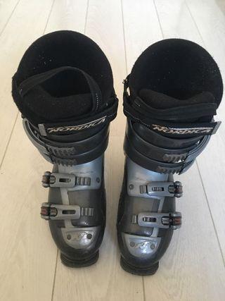 Bota Esqui Nordica