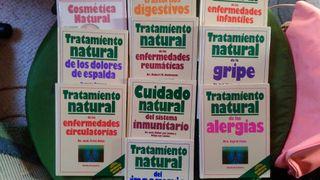 Libros de Tratamientos Naturales de enfermedades