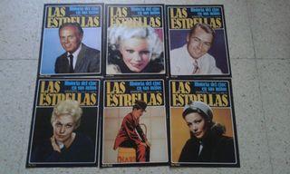 Enciclopedia cine, las estrellas, siglo XX