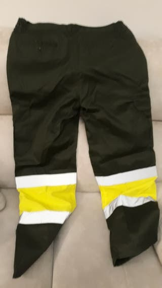 Pantalones trabajo invierno