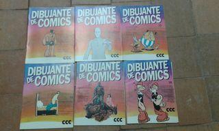 Curso de Dibujante de Comic de CCC!.Años 70.