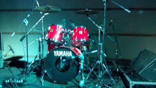 batería acústica YAMAHA