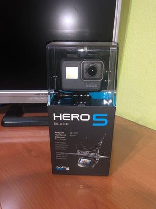 Cámara digital GoPro Hero 5 Black