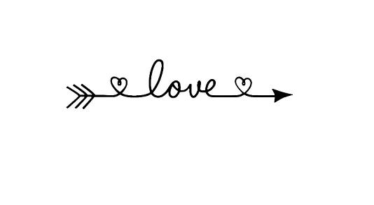 VINILOS ADHESIVOS love