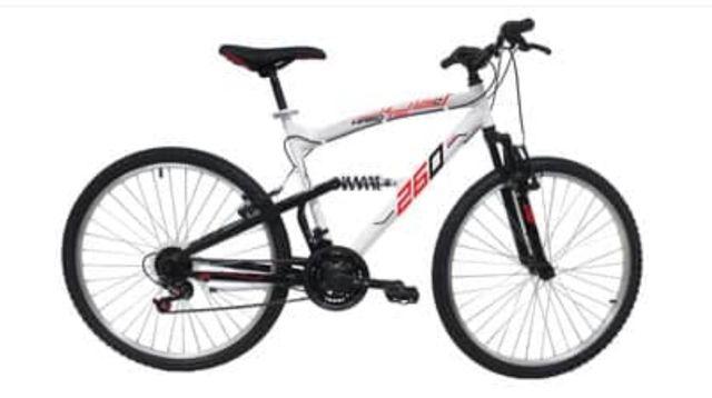 Bicicleta de montaña/ Mountain bike