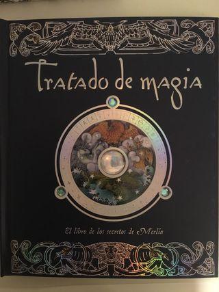 Libro Tratado de magia