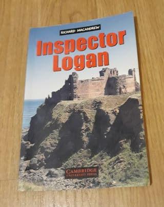 Inspector Logan. Richard Macandrew