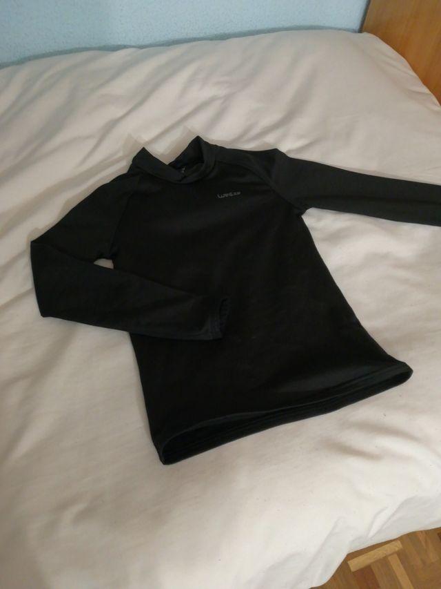 3422ec524 Camiseta térmica esquí manga larga decathlon wed z de segunda mano ...