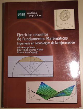 Libro Ejercicios de fundamentos matemáticos UNED