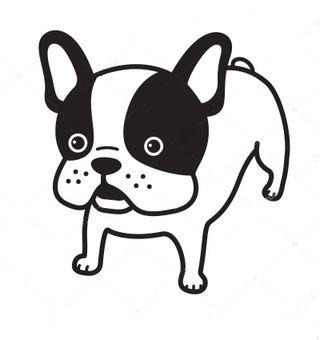 VINILOS ADHESIVOS perros