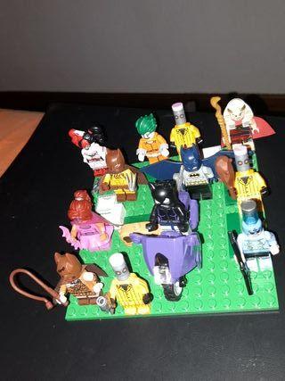 LOTE DE LEGOS MUY BONITOS