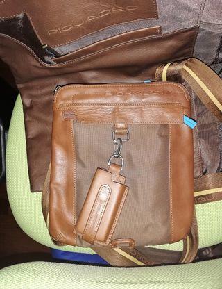 bolso completo piquadro + bolso ordenador